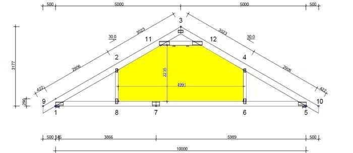 attic truss