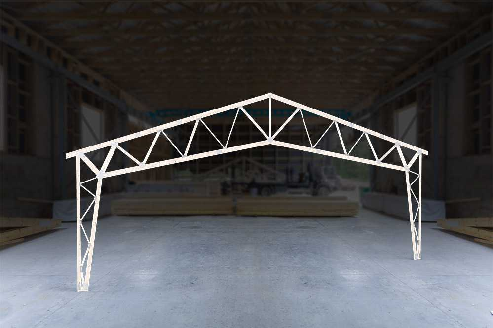 timber truss - stubbed modified 1