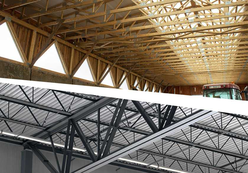 Metal vs Timber - Why in construction it is better to use