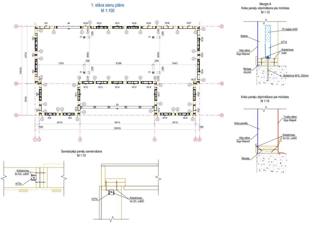 Roof Truss Installation Process Freimans