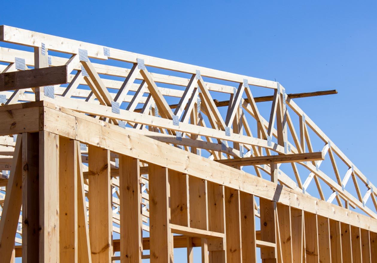 Koka karkasa mājas būvniecības ieteikumi