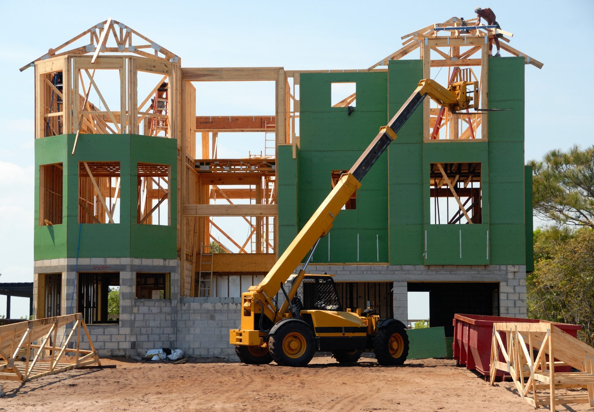 Tips For Building A Timber Frame House Freimans