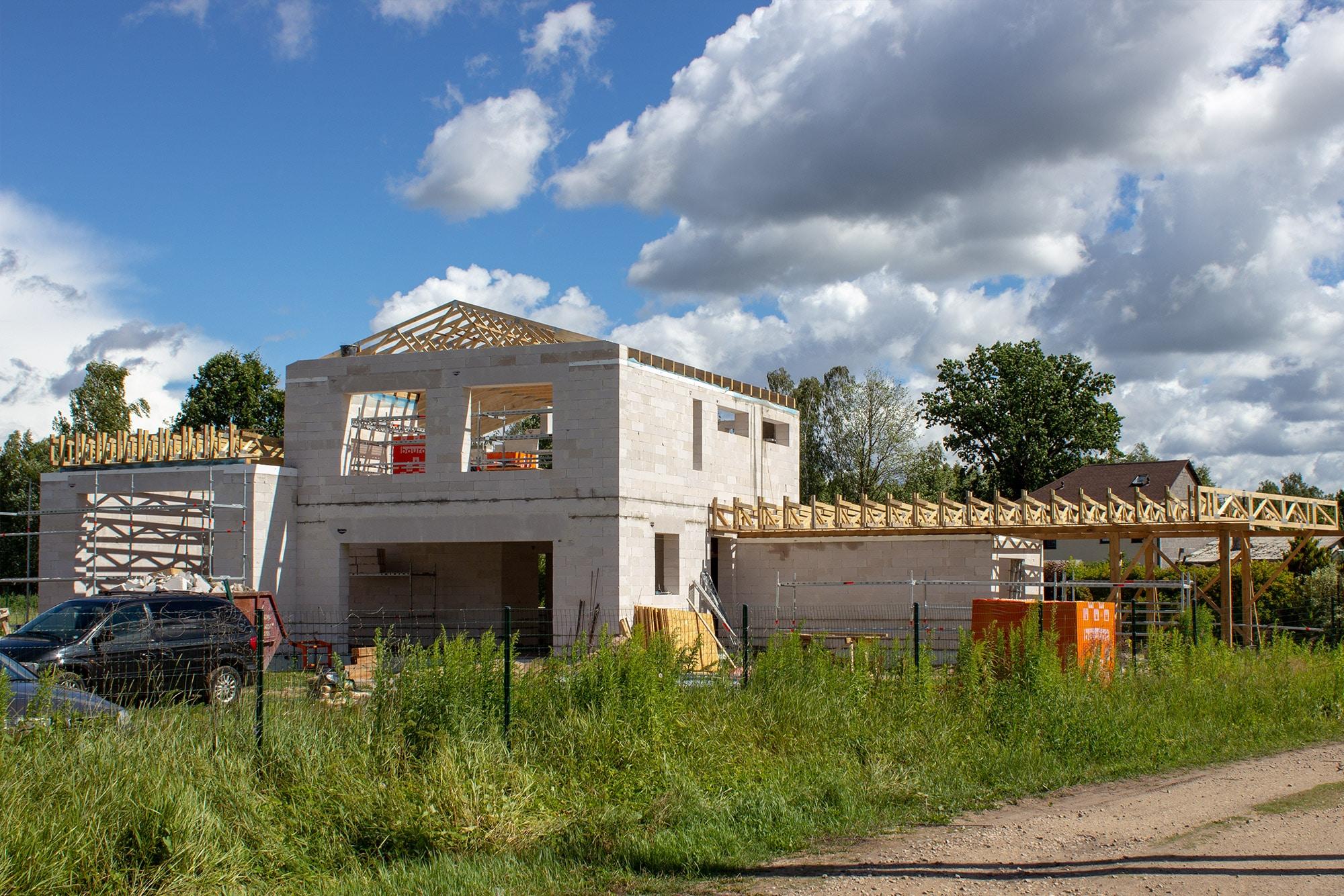 Ossatures bois pour maisons individuelles et garages