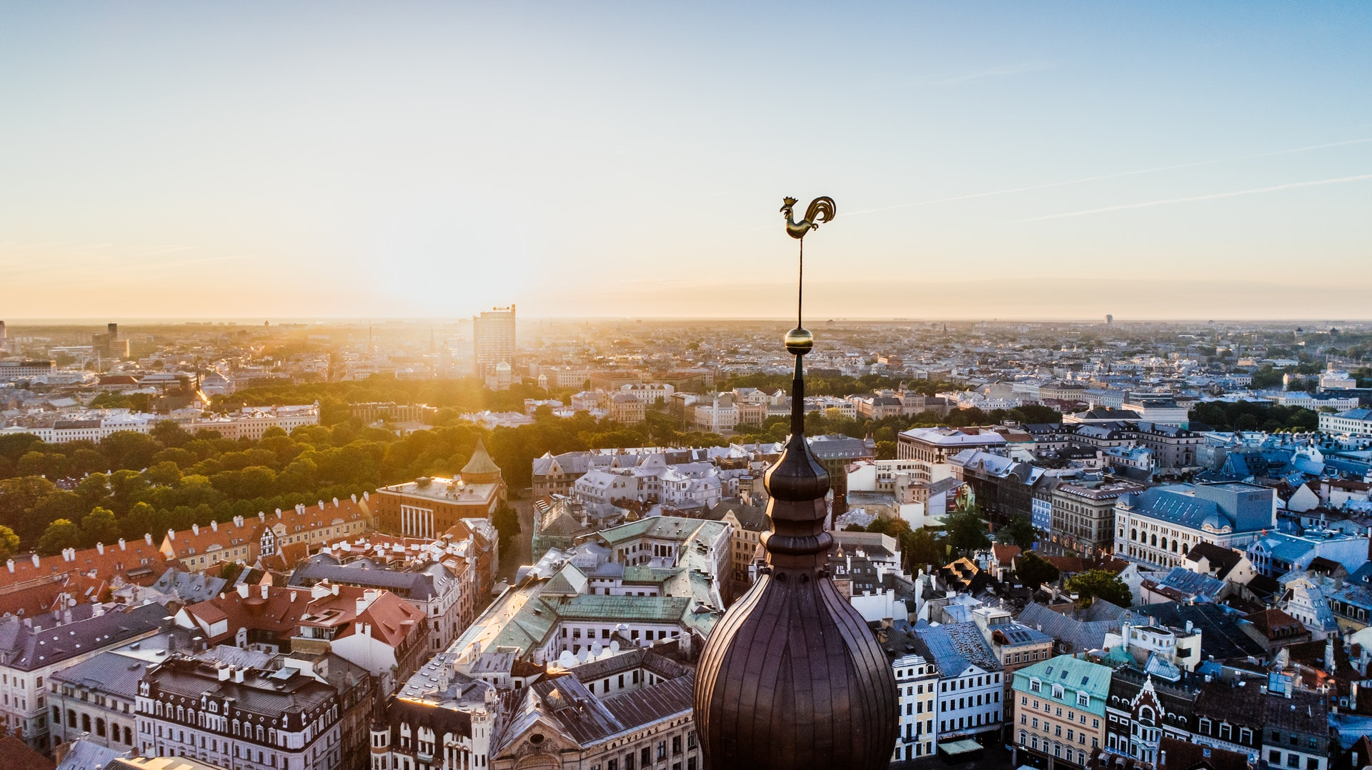 Rīgas jumti