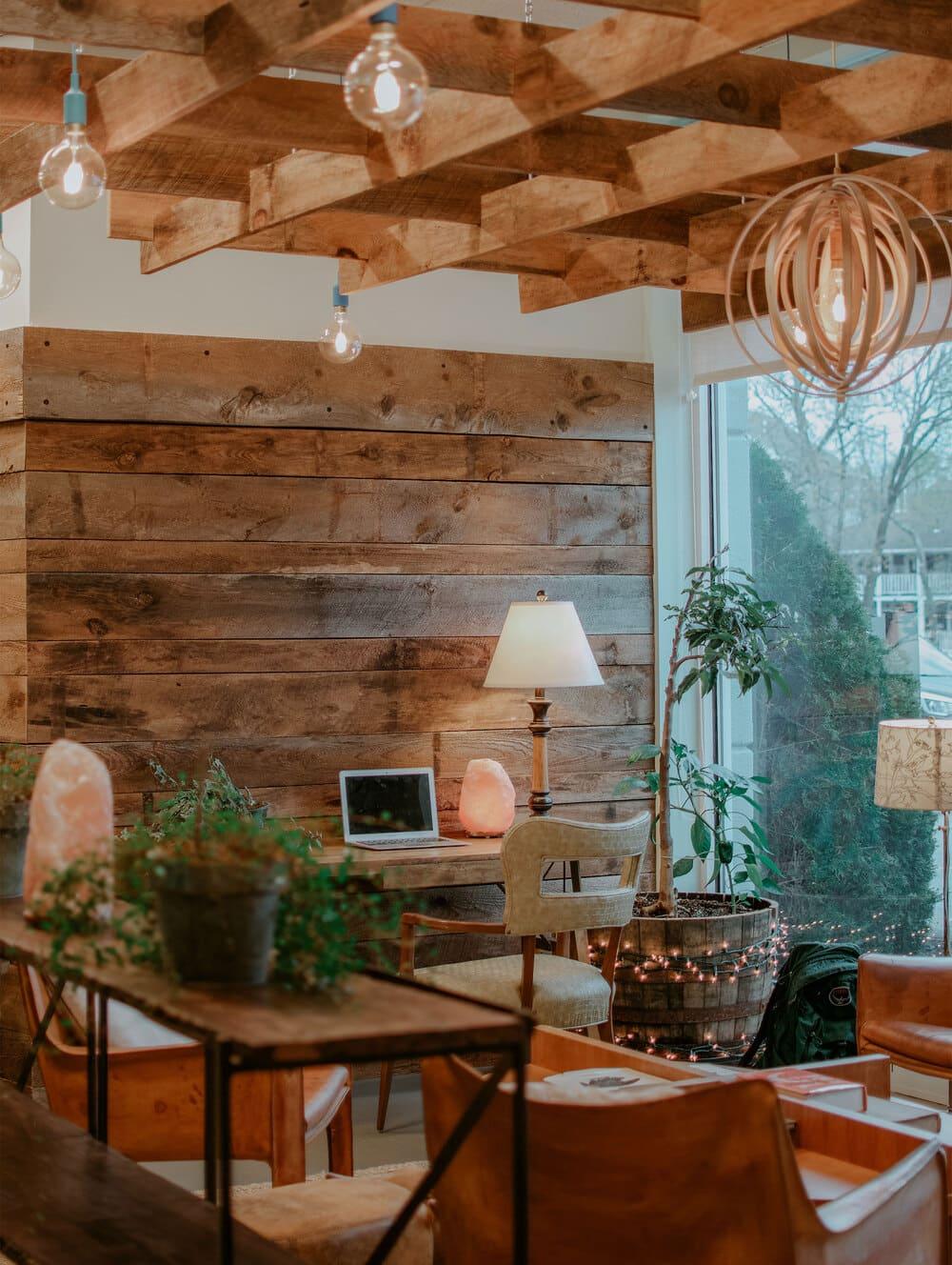 Stogo medinės santvaros taupo visas privačiojo namo išlaidas