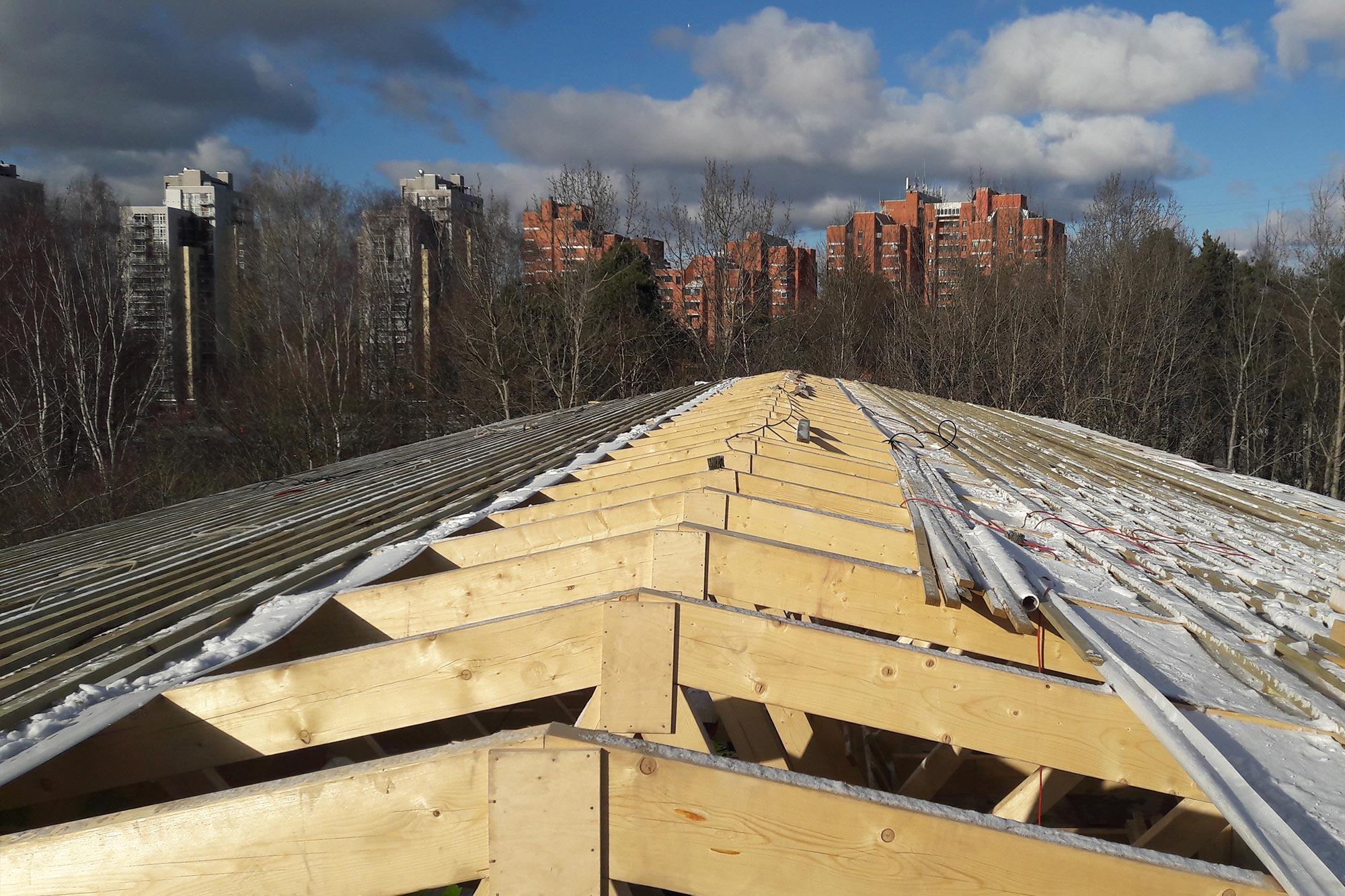 Jumta ugunsdrošība – uzņēmuma Freimans Timber Constructions risinājumi
