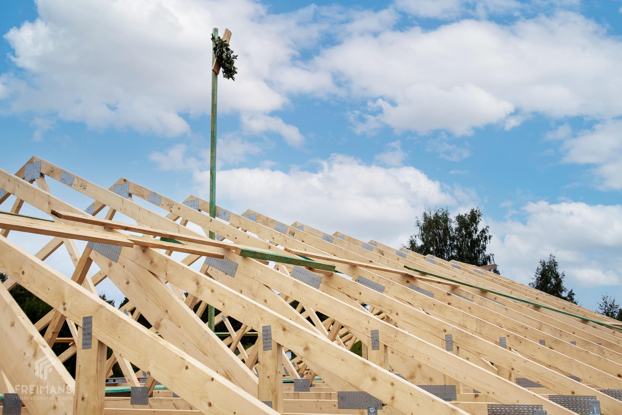 Cik maksā kvalitatīvs un finansiāli izdevīgs jumts