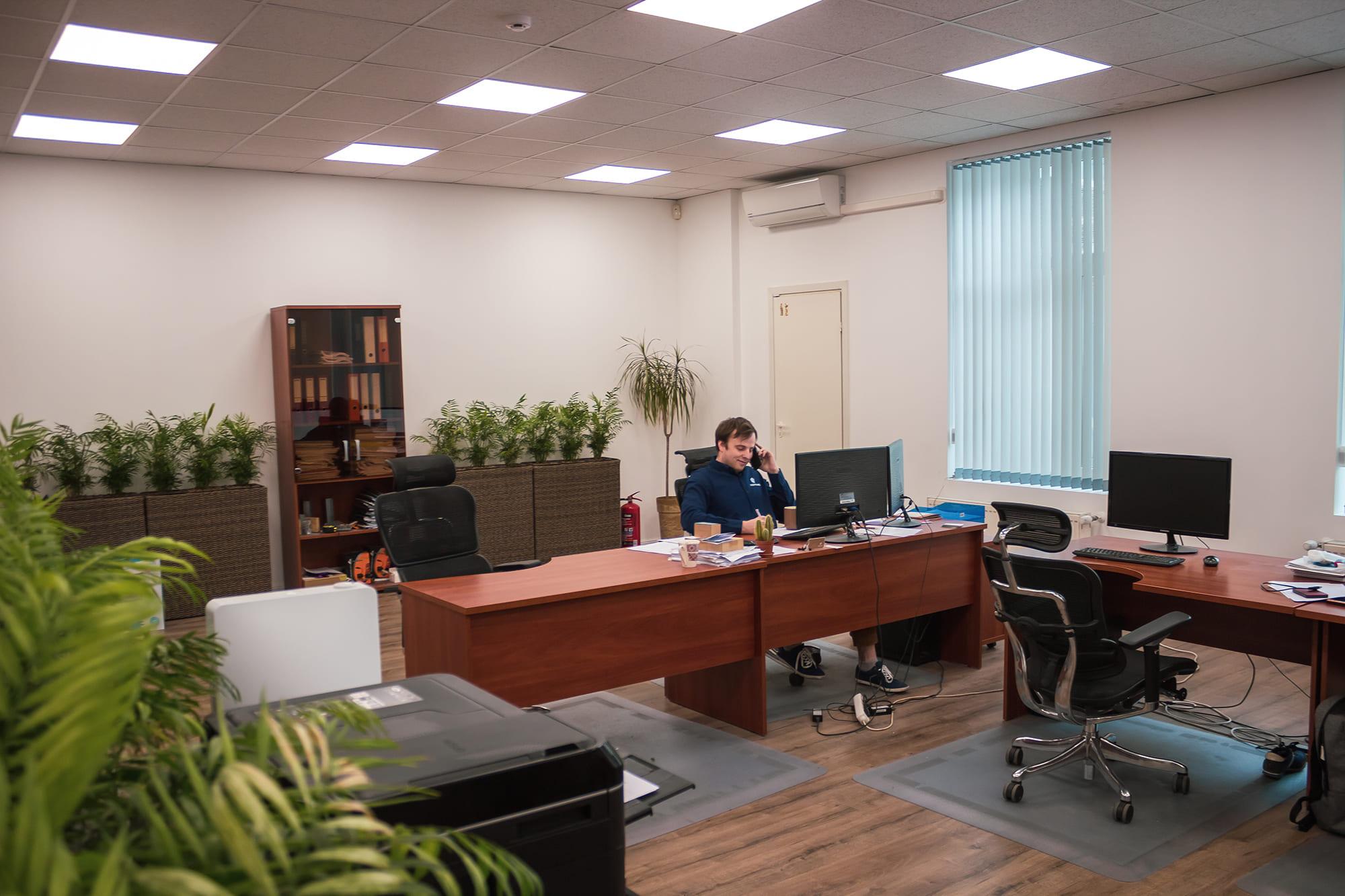koka kopņu ofiss